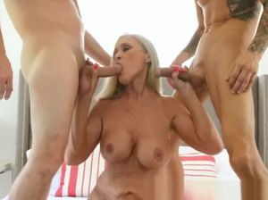 Submissive mature women
