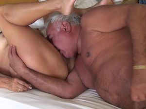 Horny mexican milf