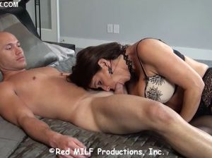 Forced mom creampie