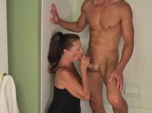 Mature and big cock