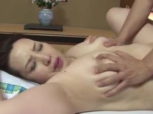 Japanese step mom porn