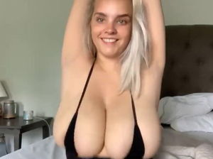 Giant bouncing boobs