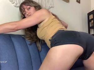 Flashing dick to mom
