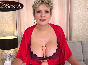 Granny jerk off instructions