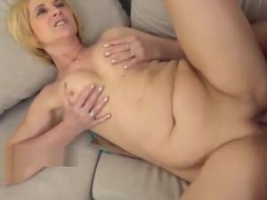 Hot mom fucked in kitchen